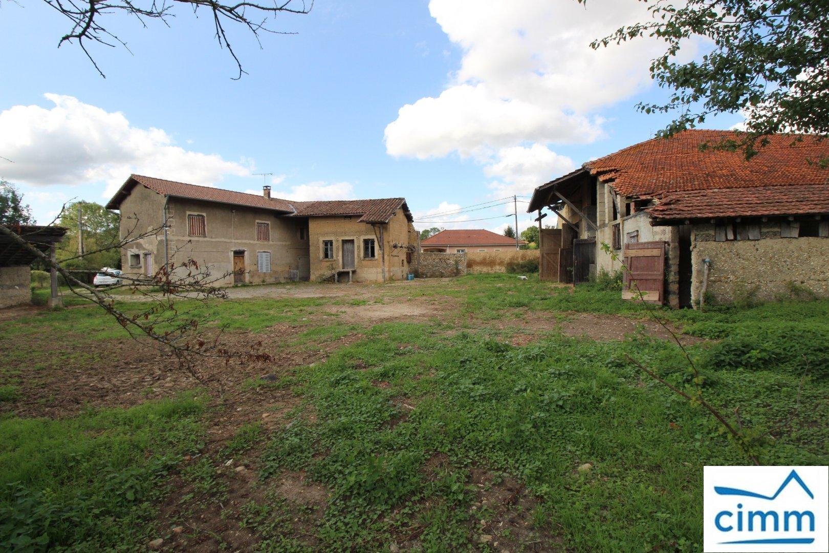 vente maison/villa 4 pièces SAINT JEAN DE BOURNAY 38440