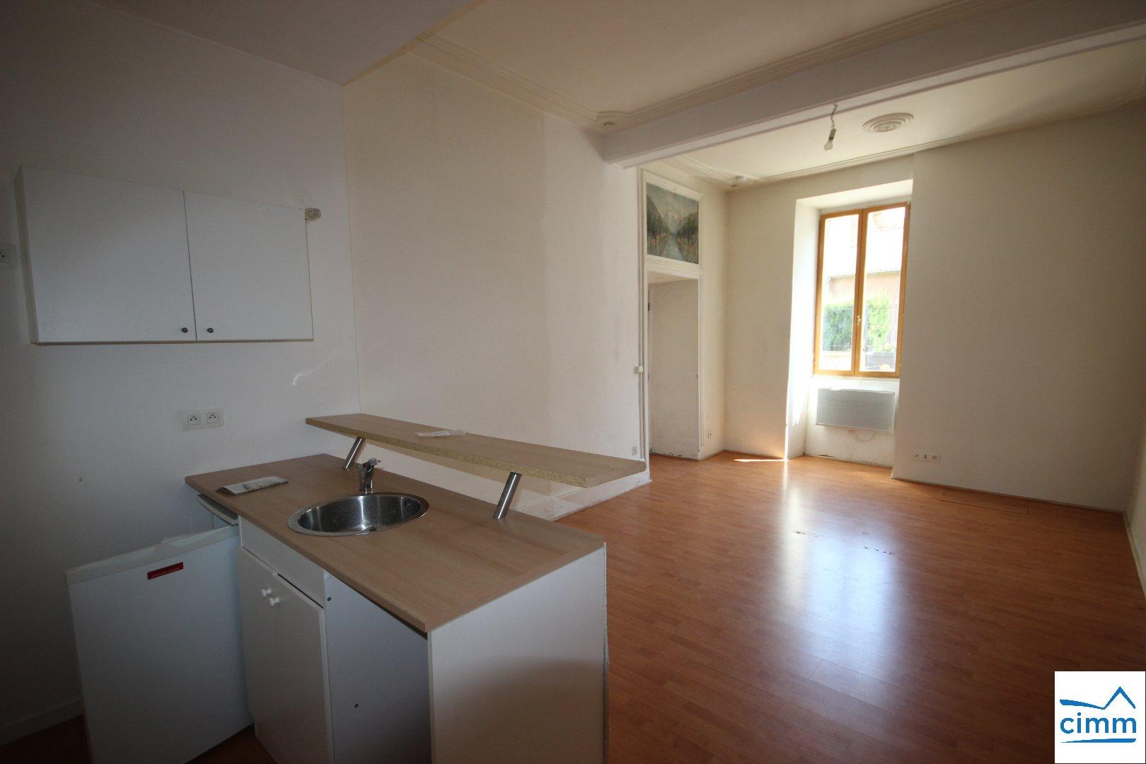 location appartement 1 pièces MARCILLOLES 38260