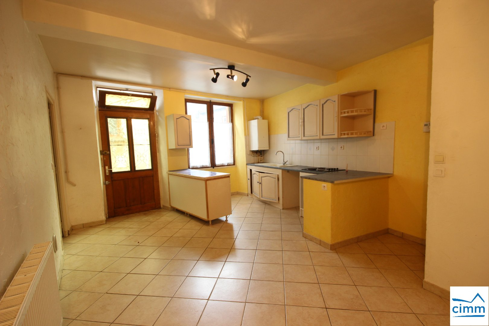 location maison/villa 4 pièces SAINT ETIENNE DE SAINT GEOIRS 38590