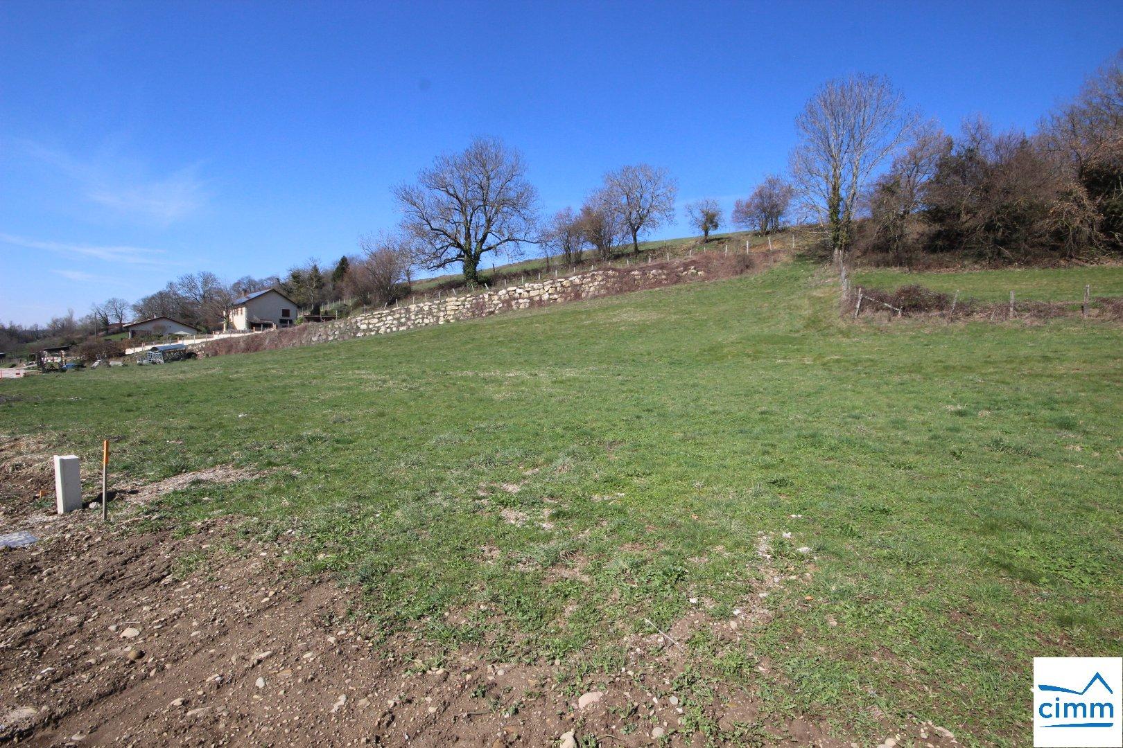 vente terrain SAINT ETIENNE DE SAINT GEOIRS SAINT ETIENNE DE SAINT GEOIRS 38590