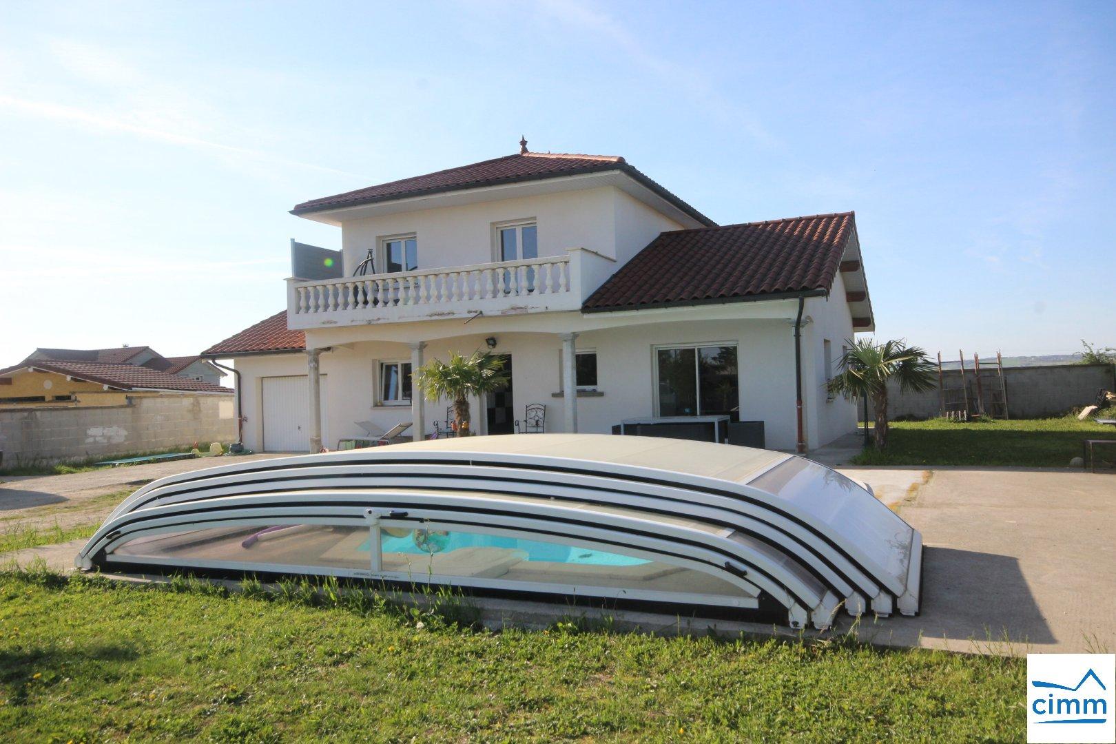 vente maison/villa 5 pièces BEAUREPAIRE 38270