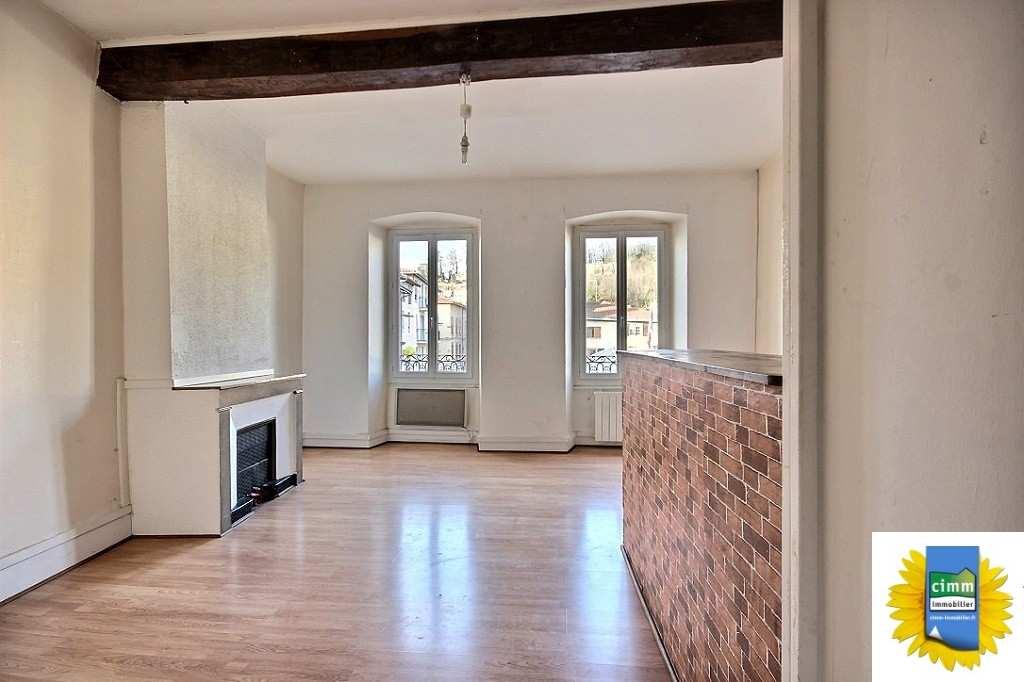 location appartement 3 pièces BEAUREPAIRE 38270
