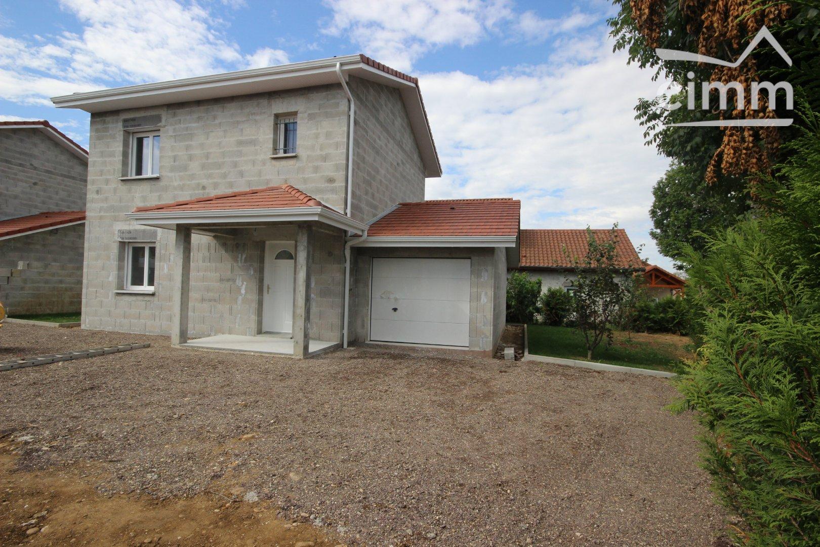 location maison/villa 4 pièces SAINT SIMEON DE BRESSIEUX 38870