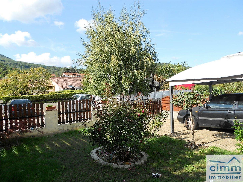 vente maison/villa 5 pièces TULLINS 38210