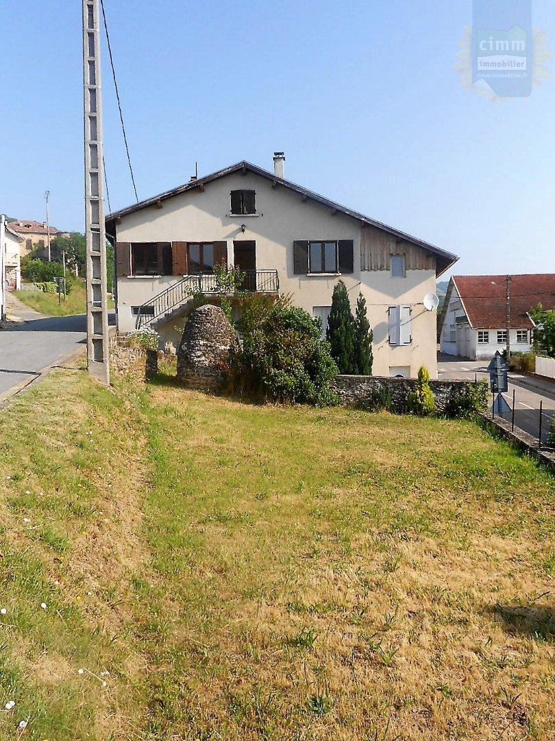 vente maison/villa 4 pièces VINAY 38470