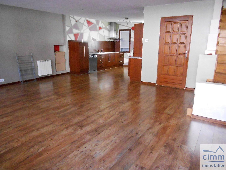 vente appartement 4 pièces TULLINS 38210