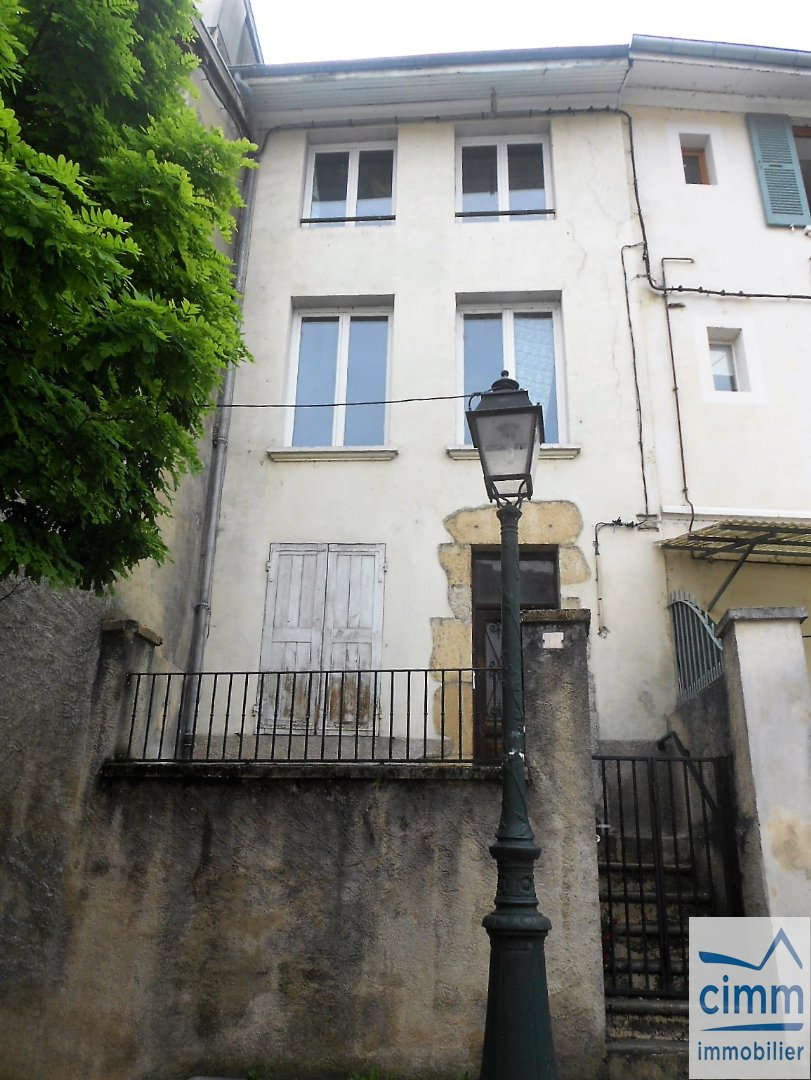 vente maison/villa 4 pièces TULLINS 38210