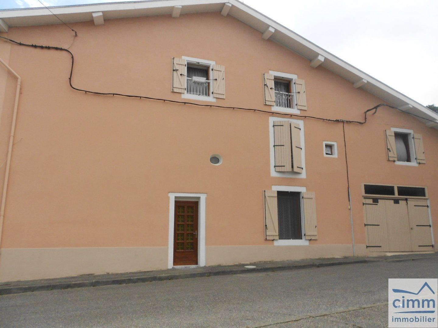 vente maison/villa 7 pièces TULLINS 38210