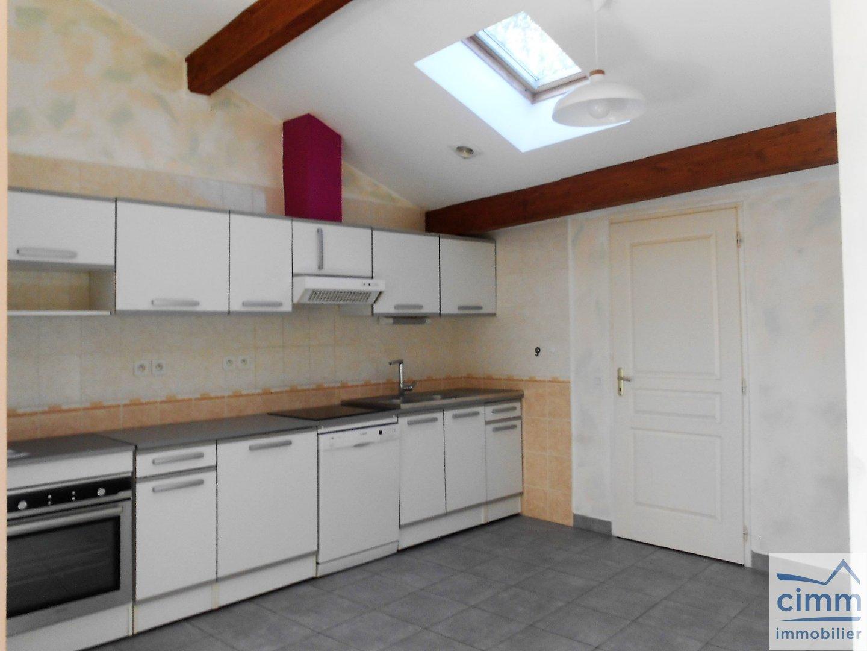 vente appartement 3 pièces TULLINS 38210