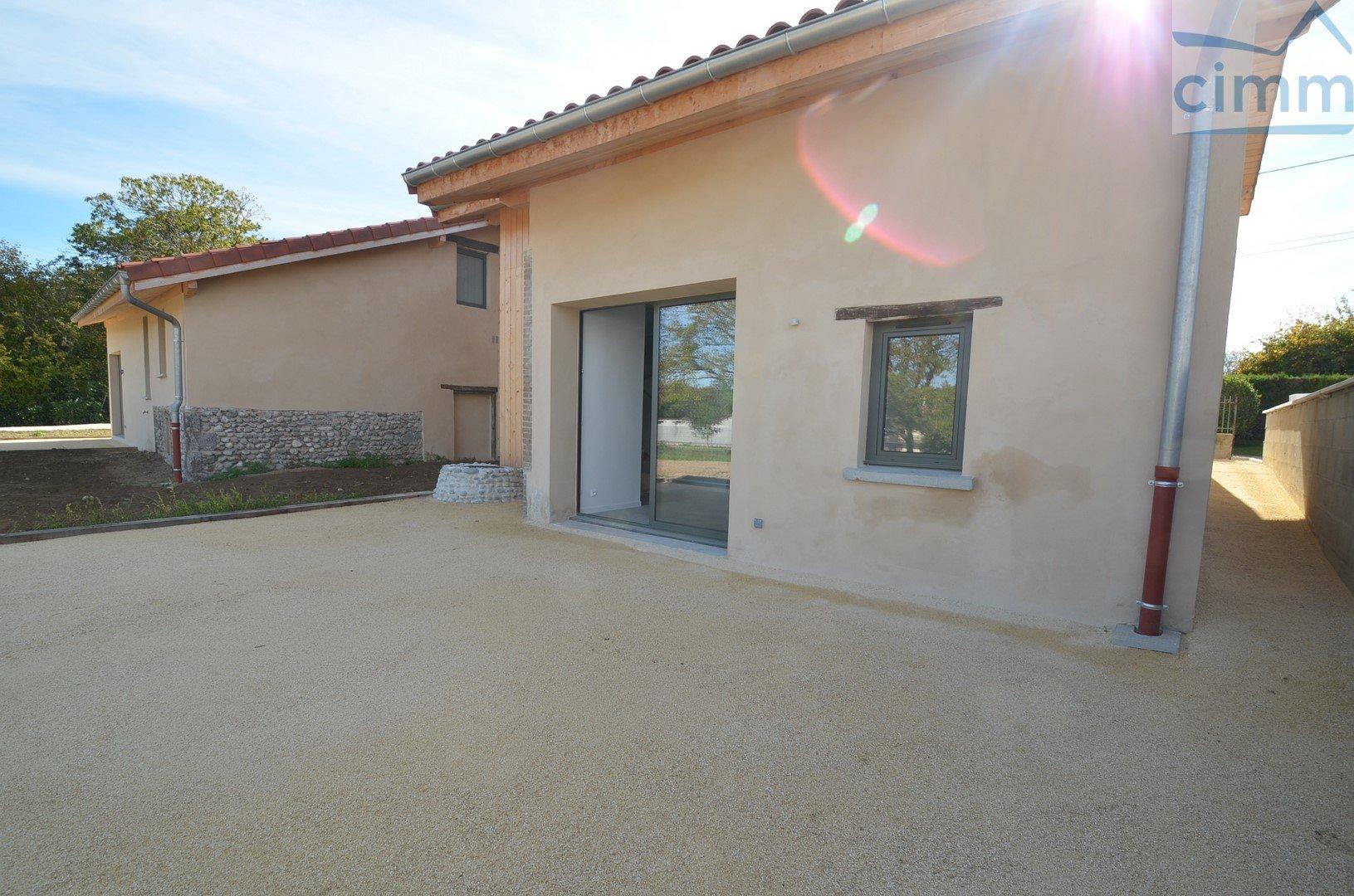 vente maison/villa 6 pièces RIVES 38140