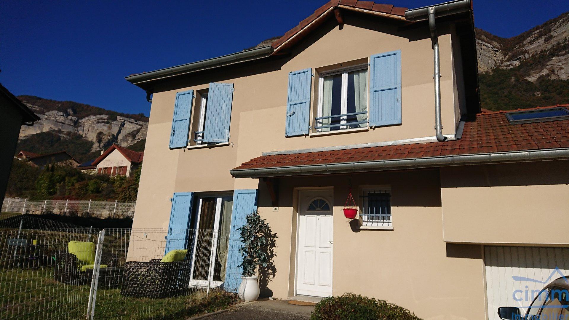 location maison/villa 4 pièces LUMBIN 38660