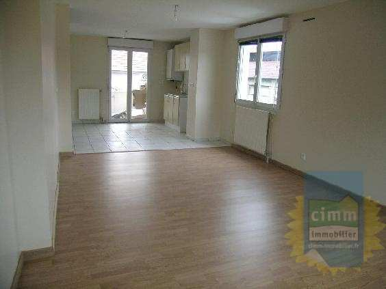location appartement 3 pièces LANCEY 38190