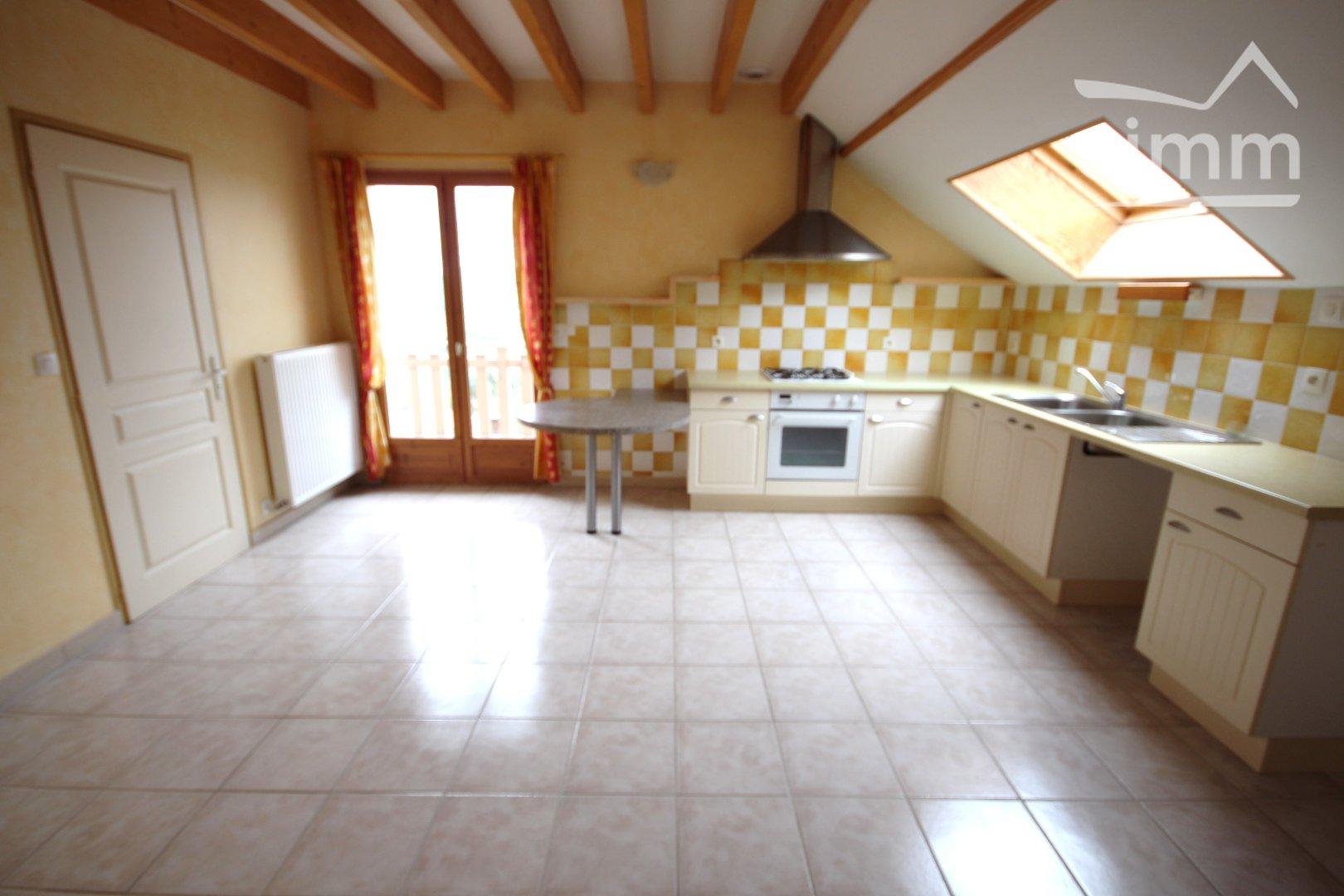 location appartement 2 pièces LES ADRETS 38190