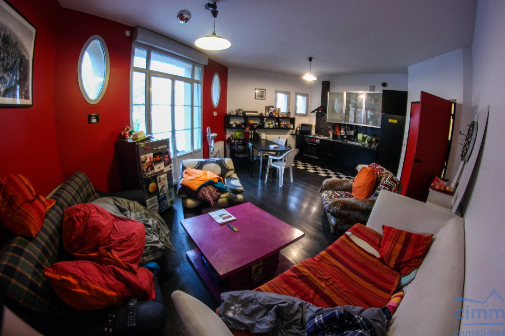 location appartement 4 pièces GRENOBLE 38000