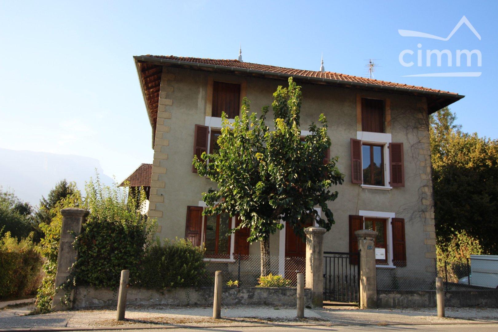 location maison/villa 6 pièces LAISSAUD 73800