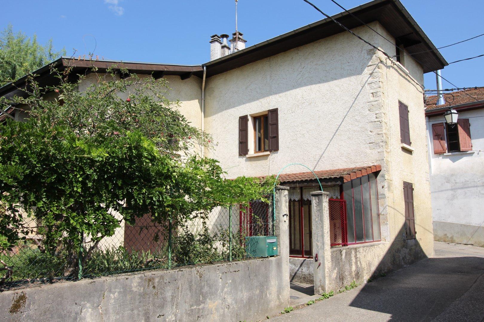 location maison/villa 4 pièces BARRAUX 38530