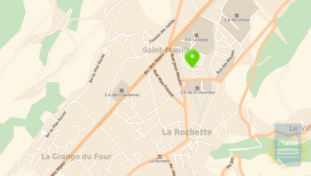 vente parking/box 1 pièces LA ROCHETTE 73110