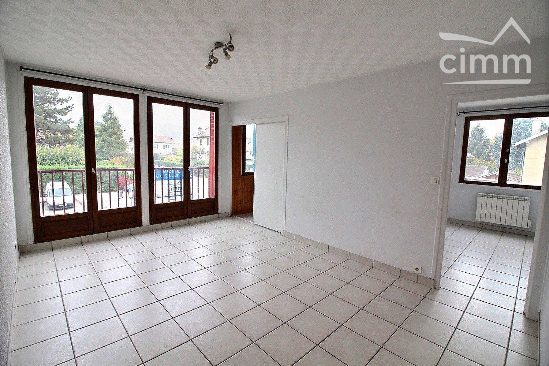 vente appartement 4 pièces PONTCHARRA 38530