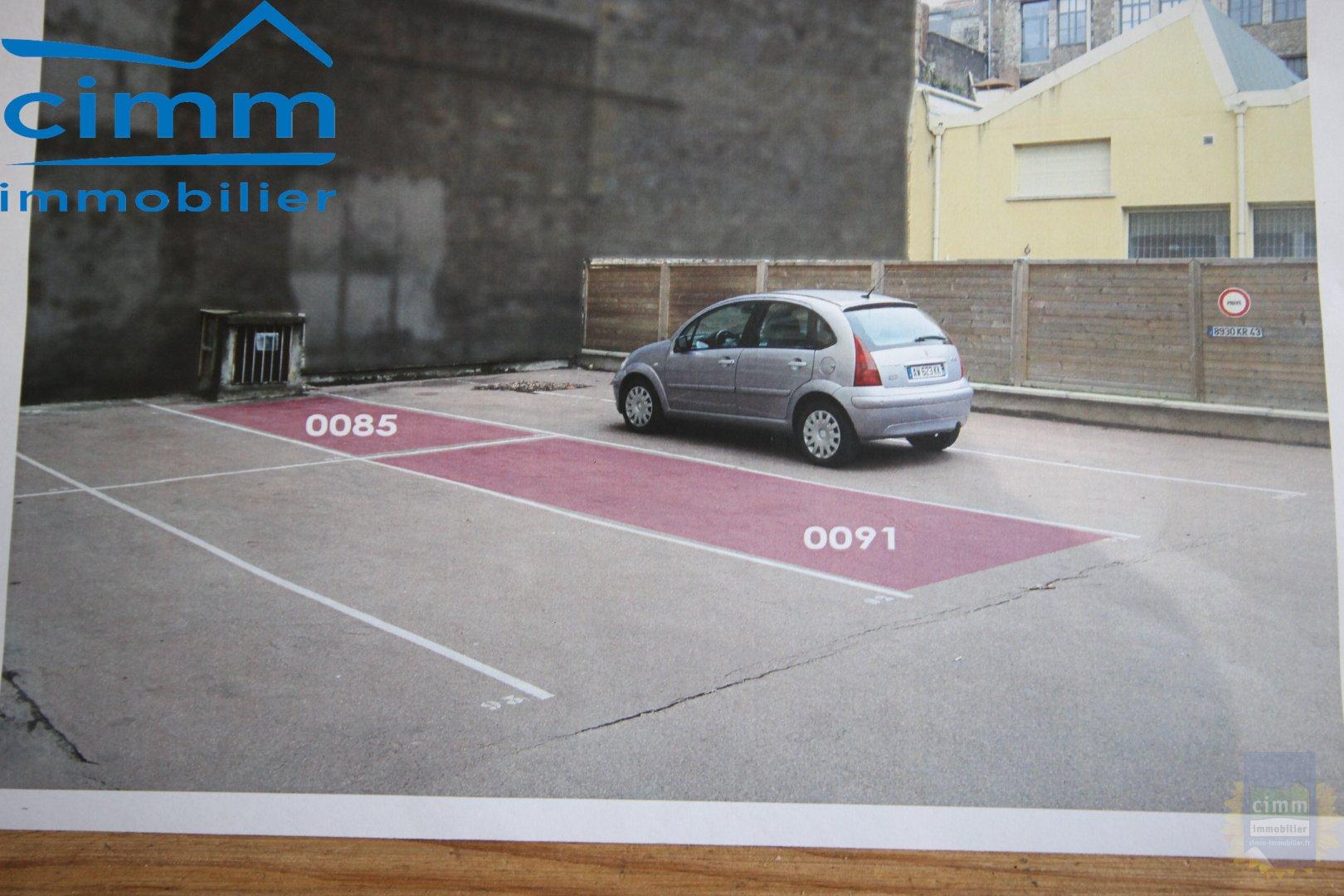 vente parking/box SAINT ETIENNE SAINT ETIENNE 42000
