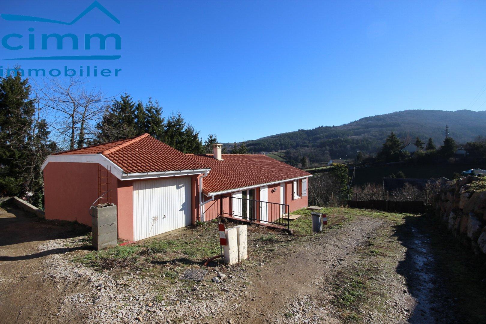 vente maison/villa 5 pièces FIRMINY 42700