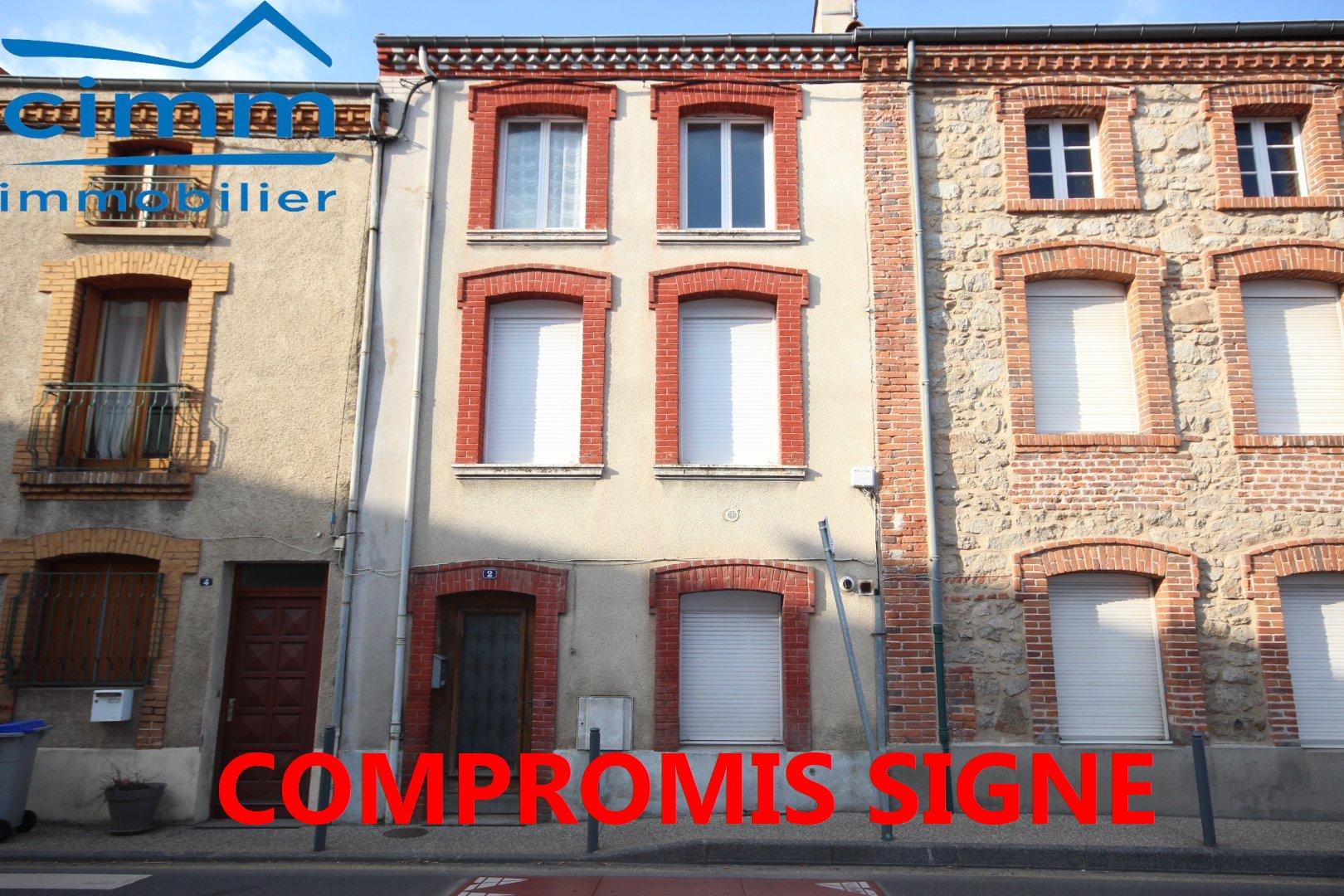 vente maison/villa 5 pièces SAINT JUST SAINT RAMBERT 42170