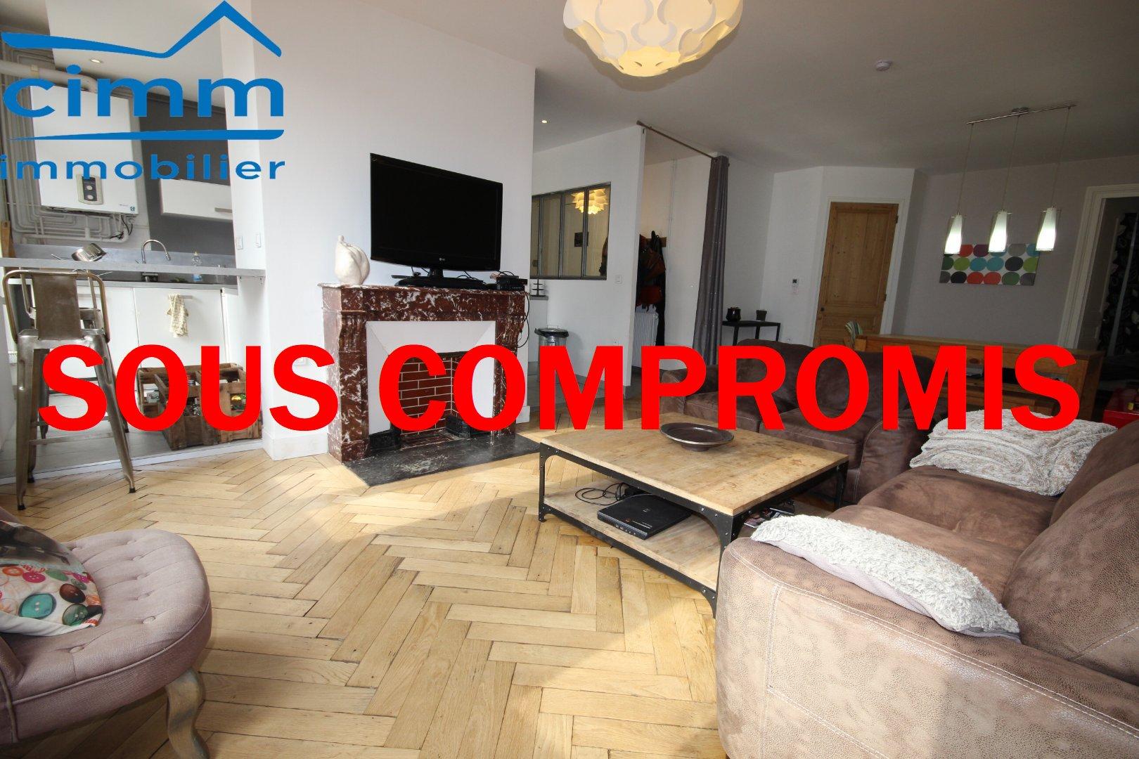 vente appartement 5 pièces SAINT ETIENNE 42100