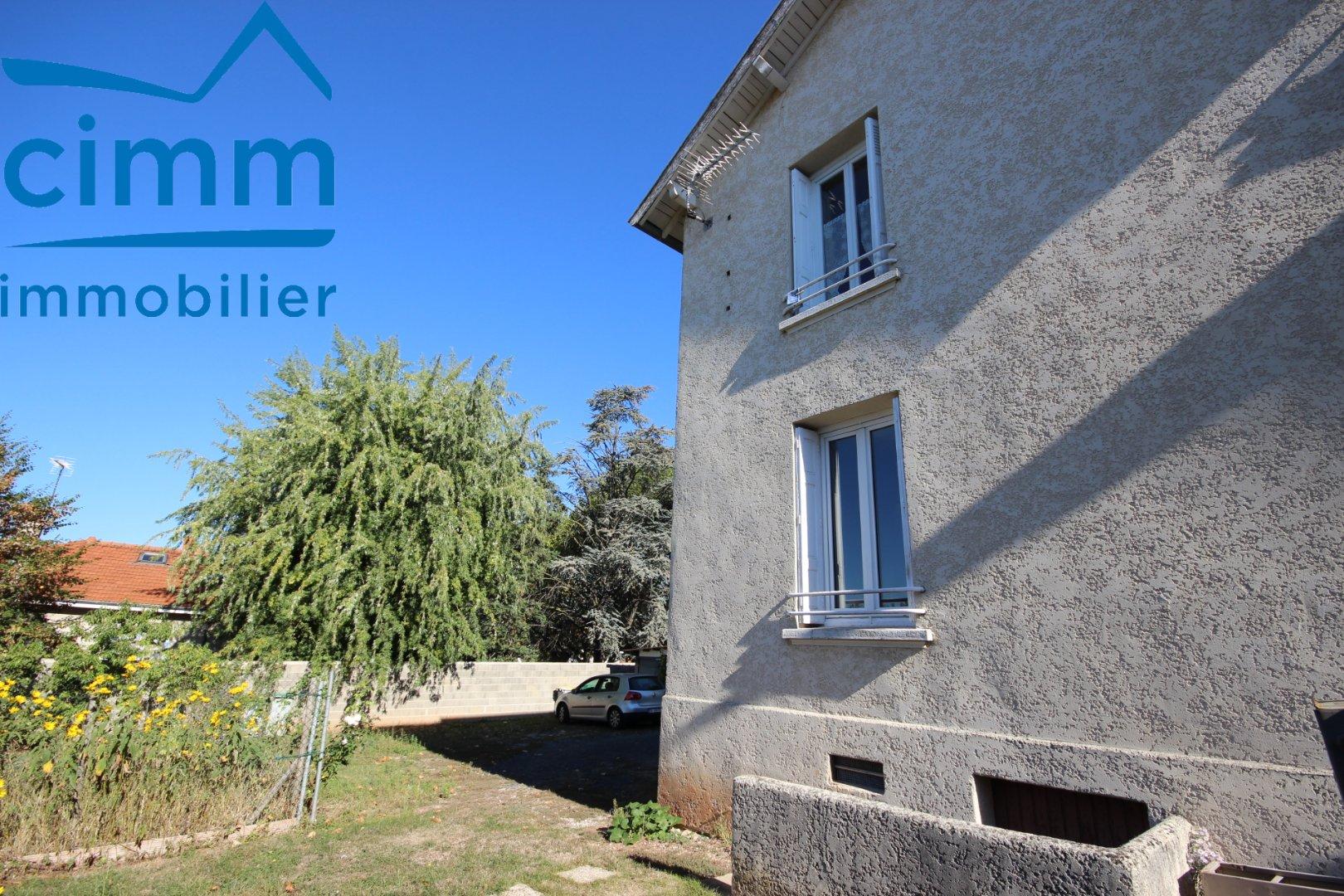 vente maison/villa 6 pièces SURY LE COMTAL 42450