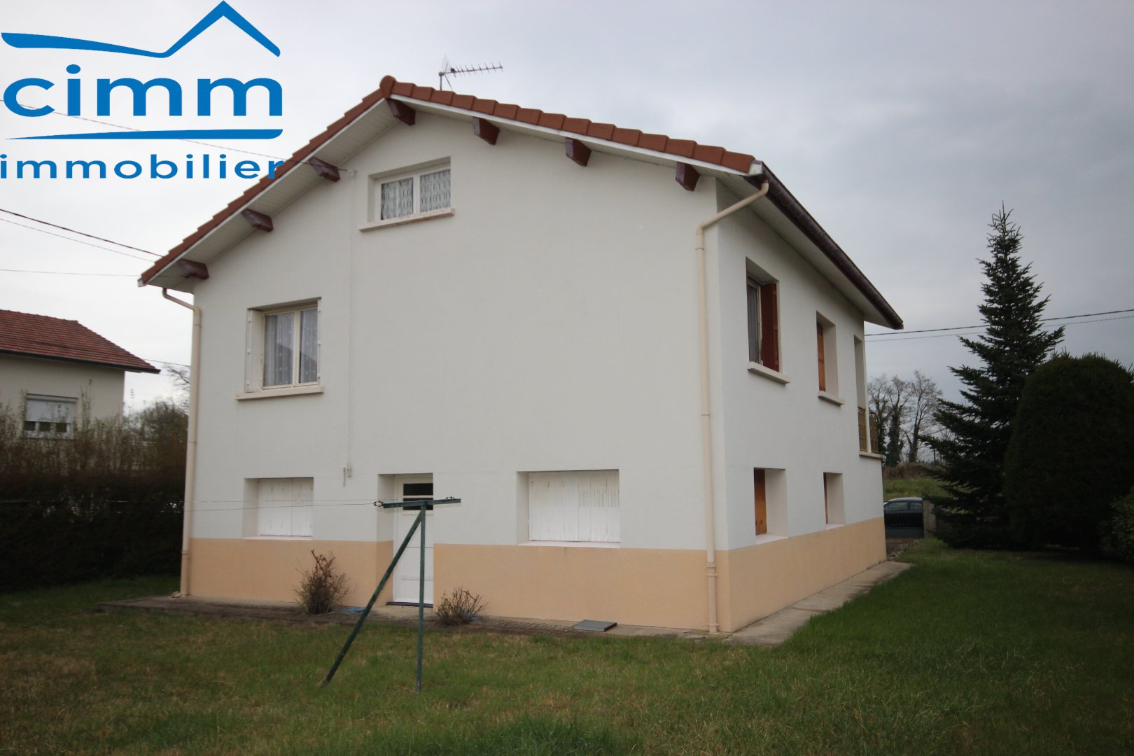 vente maison/villa 3 pièces SAINT ROMAIN LE PUY 42610