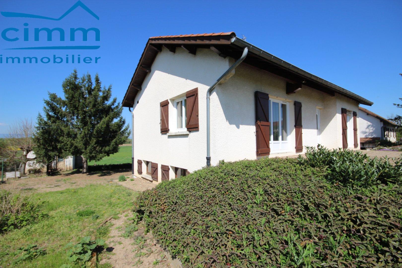vente maison/villa 4 pièces VEAUCHE 42340