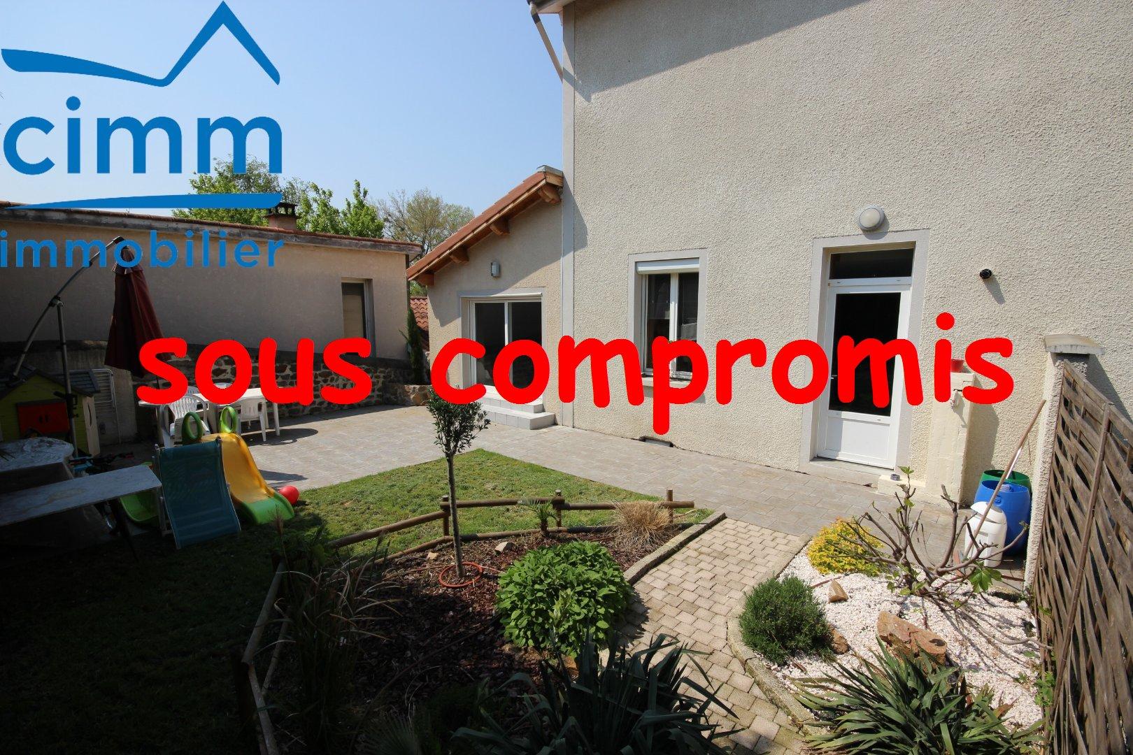 vente appartement 4 pièces ANDREZIEUX BOUTHEON 42160