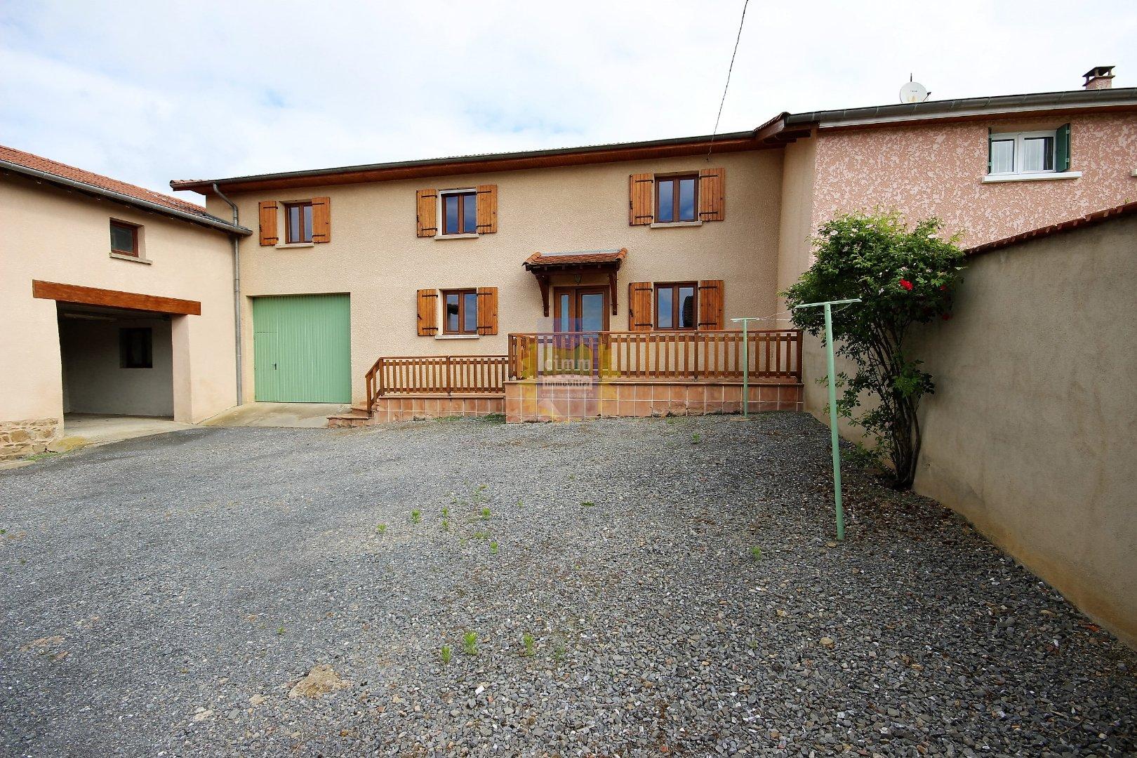 location maison/villa 4 pièces MONTCHAL 42360