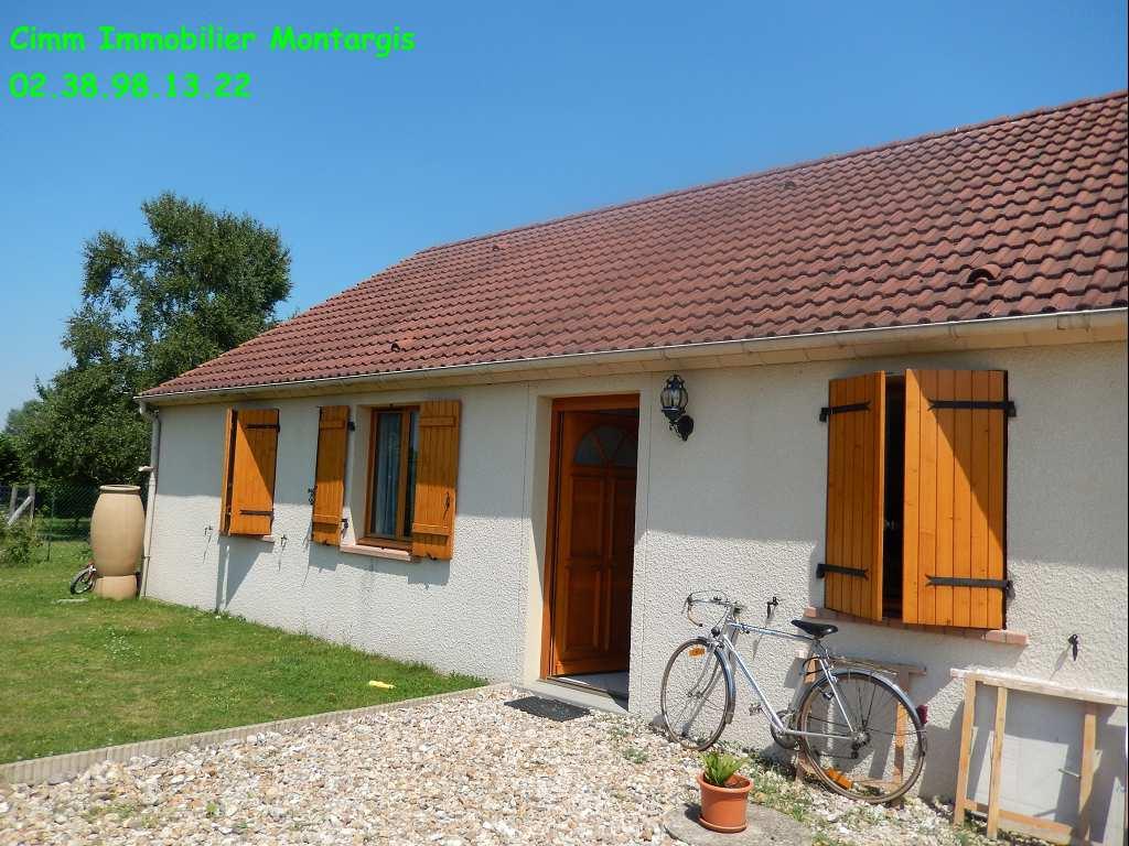 location maison/villa 6 pièces VILLEMANDEUR 45700