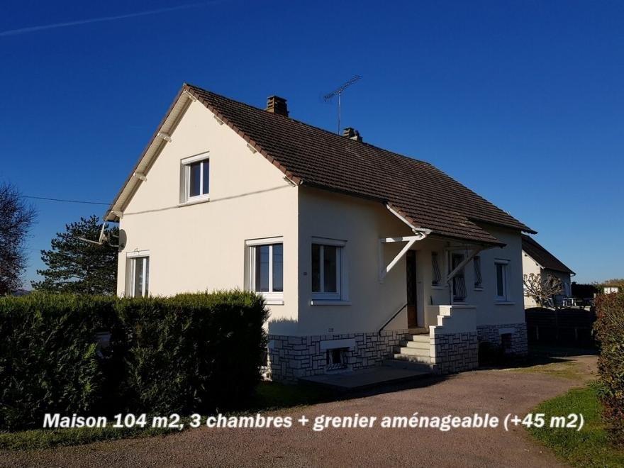 vente maison/villa 4 pièces PANNES 45700