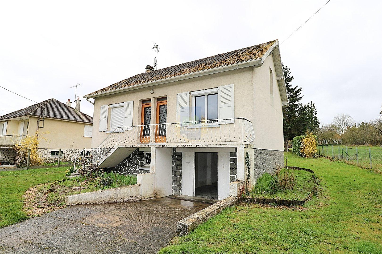 location maison/villa 3 pièces NOGENT SUR VERNISSON 45290