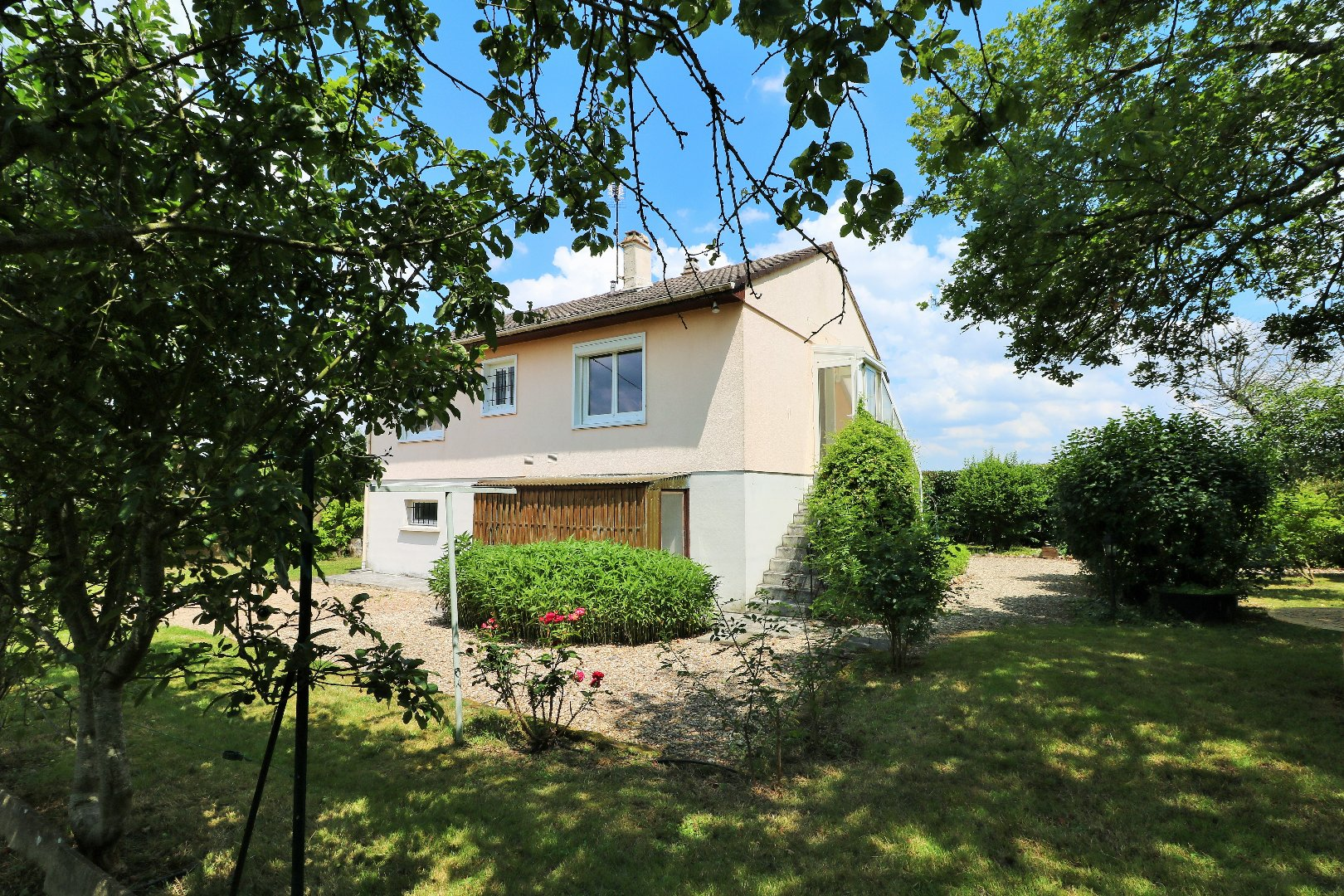 vente maison/villa 4 pièces DAMMARIE SUR LOING 45230