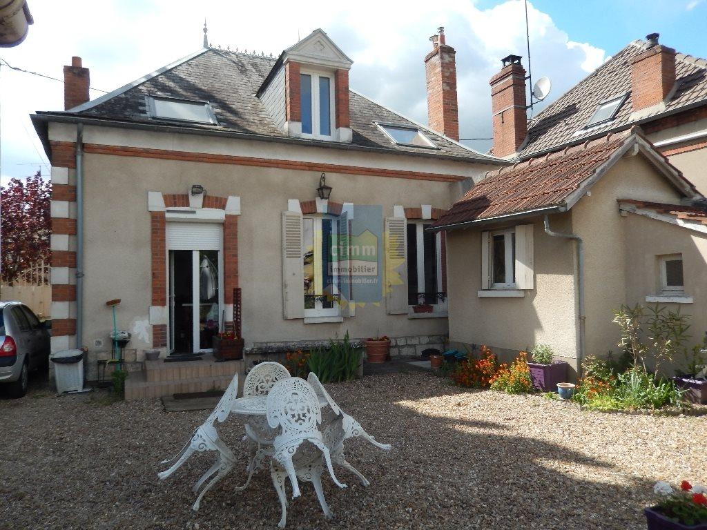 vente maison/villa 6 pièces MONTARGIS 45200