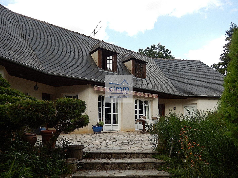 vente maison/villa 9 pièces FERRIERES EN GATINAIS 45210