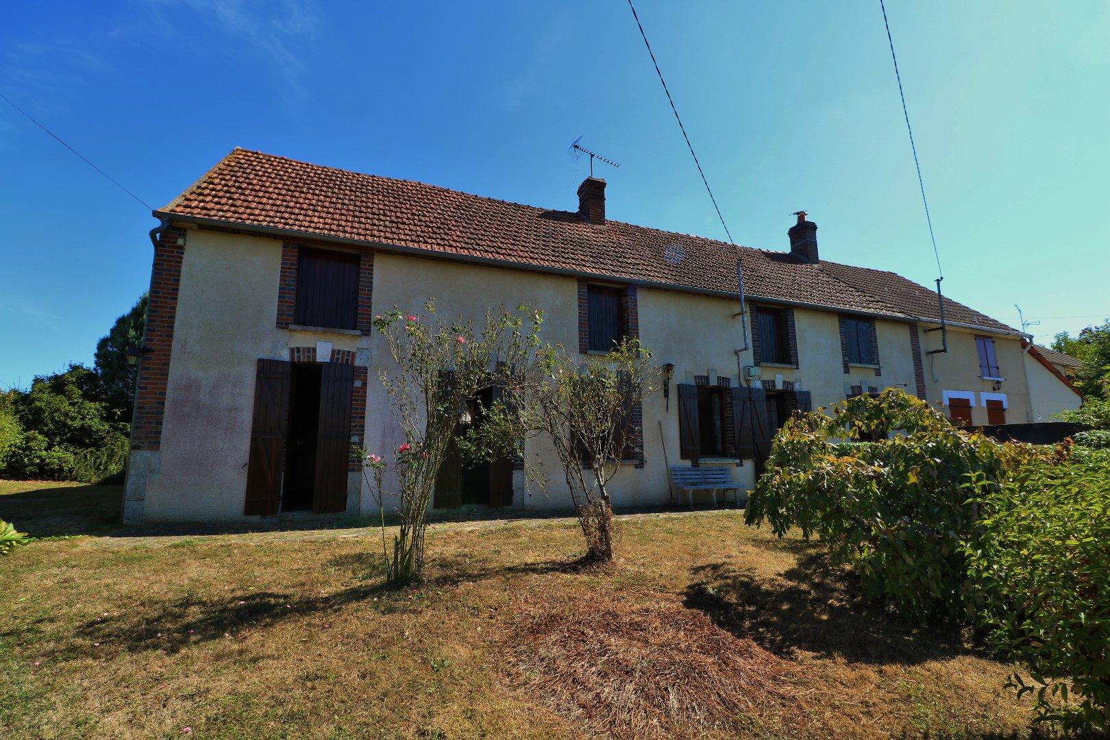 vente maison/villa 4 pièces MONTBOUY 45230