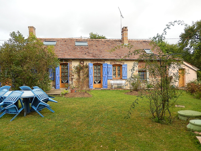 vente maison/villa 5 pièces FERRIERES 45210