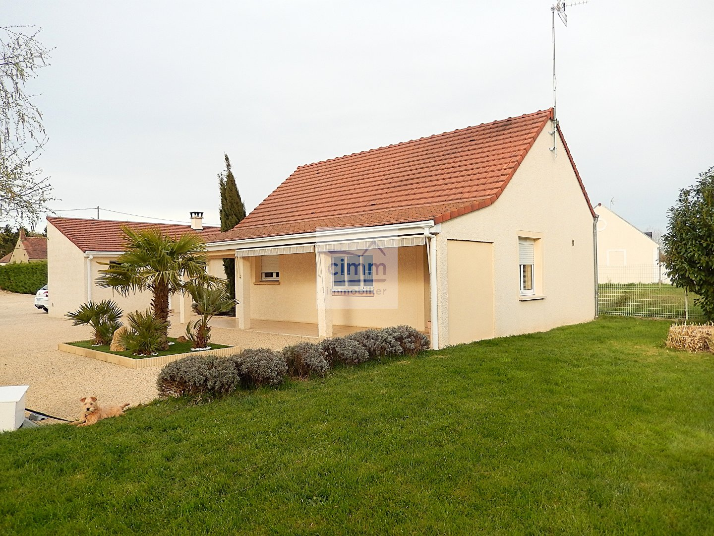 vente maison/villa 2 pièces SAINT GERMAIN DES PRES 45220