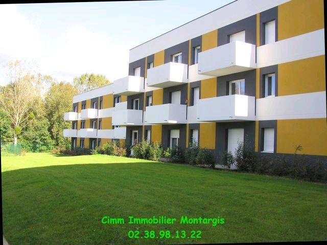 location appartement 3 pièces AMILLY 45200