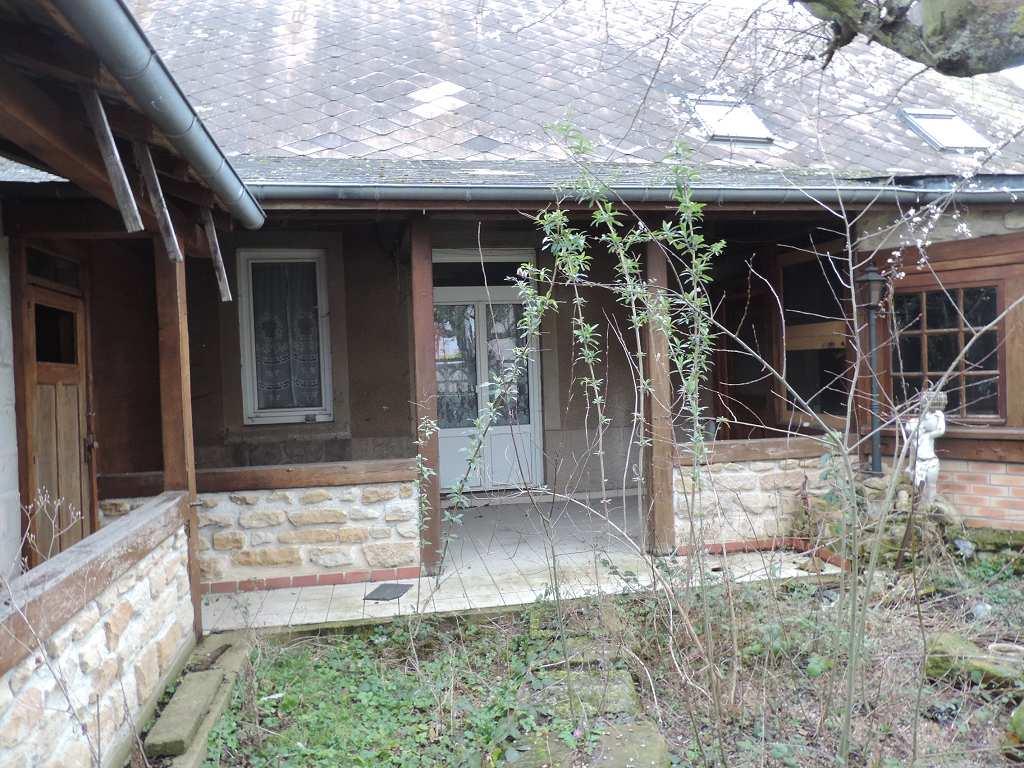 vente maison/villa 4 pièces LA MACHINE 58260