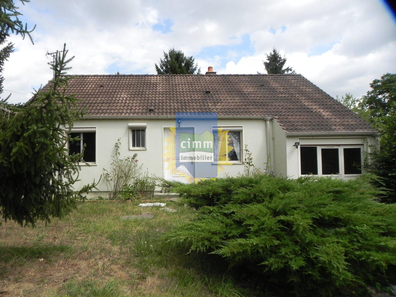 vente maison/villa 5 pièces DORNES 58390