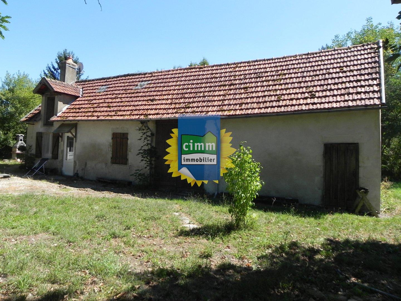 vente maison/villa 2 pièces DORNES 58390