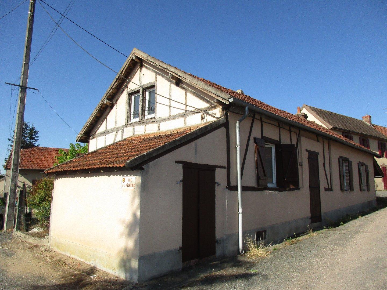 vente maison/villa 4 pièces LUCENAY LES AIX 58380