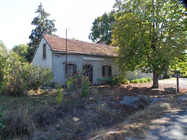 vente maison/villa 4 pièces DORNES 58390