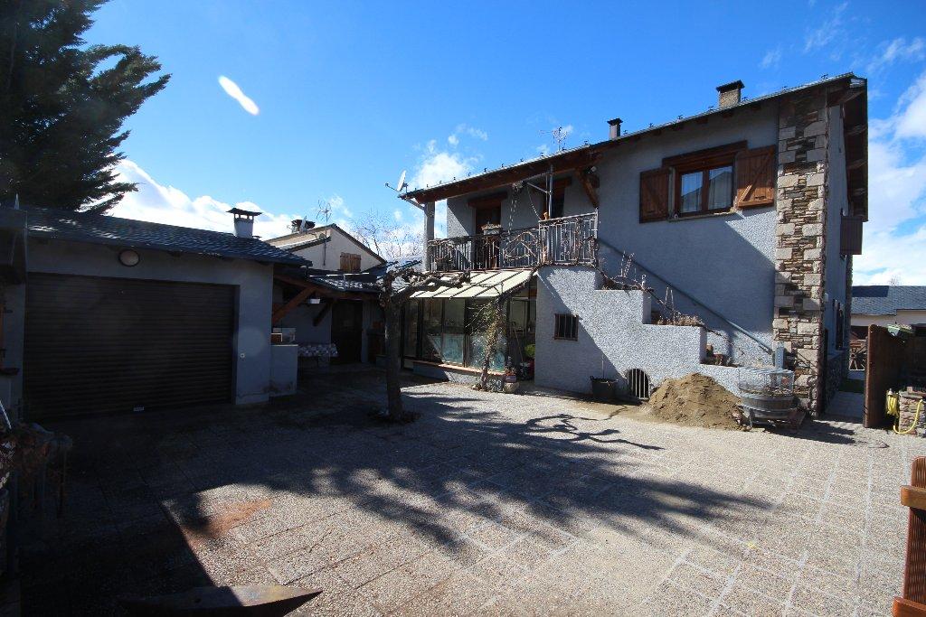 vente maison/villa 11 pièces PALAU DE CERDAGNE 66340