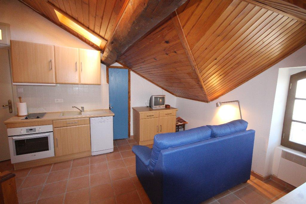 vente appartement 2 pièces MONT LOUIS 66210