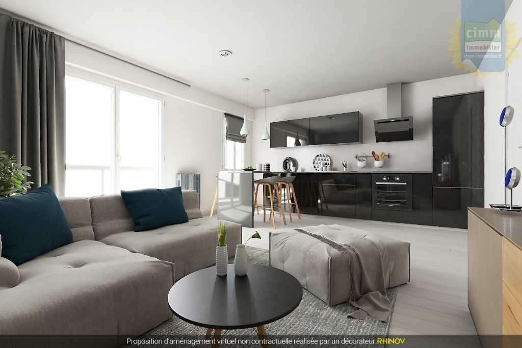 Appartement 3 pièces 67 m2 Le Creusot