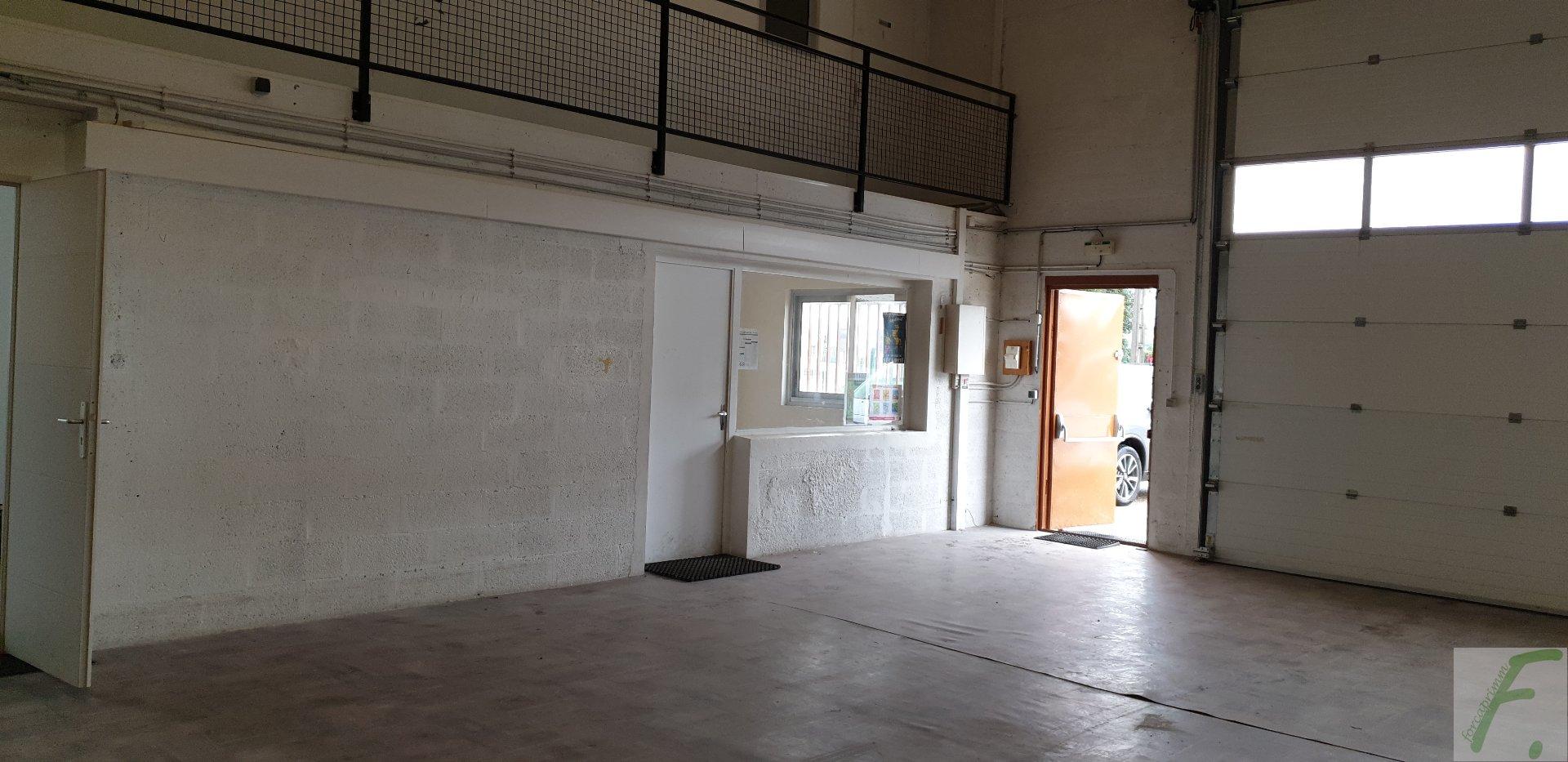 Entrepots et Bureaux - Bureau Local Entrepôt